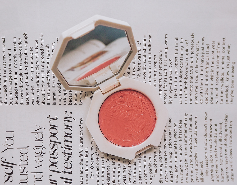 Cheeks Out Freestyle Cream Blush image