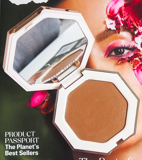 Cheeks Out Freestyle Cream Bronzer image
