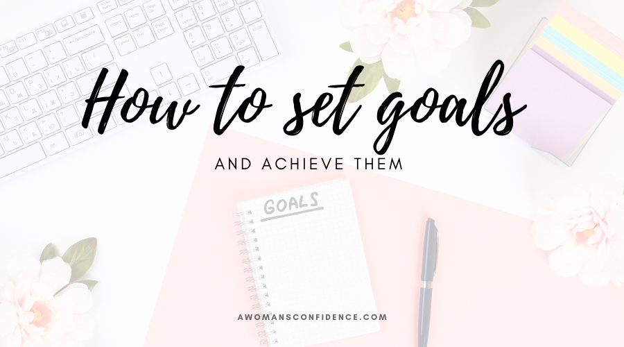 How to set goals and achieve them image