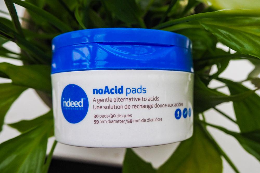 Indeed Labs NoAcid Pads Exfoliator image