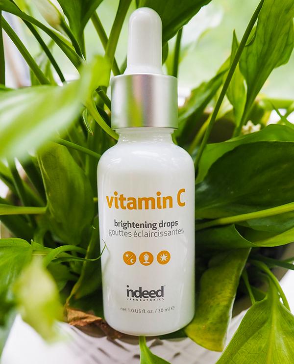 Indeed Labs Vitamin C Brightening Drops image