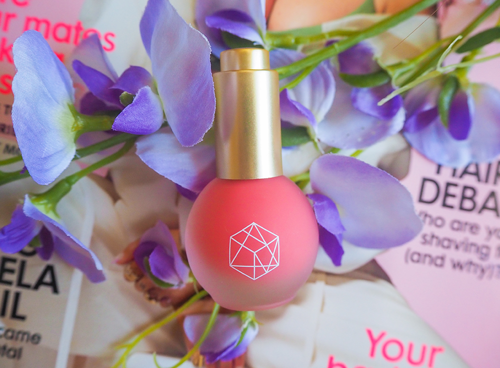 EM Cosmetics Color Drops Serum Blush in Pink Nectar image