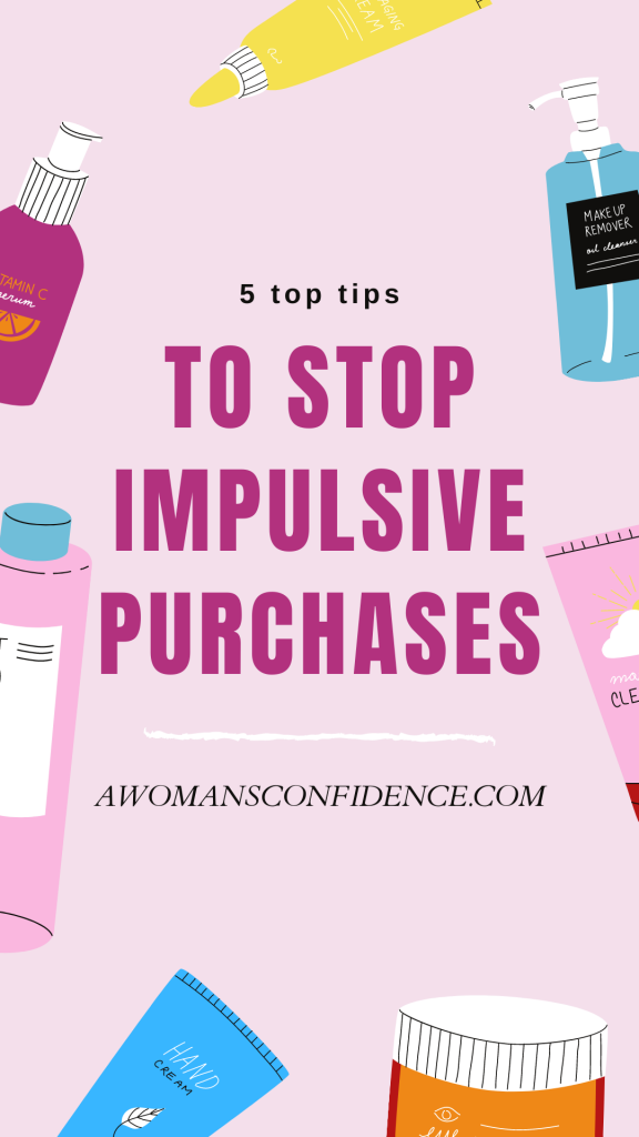 5 tips for conquering impulsive beauty purchases image