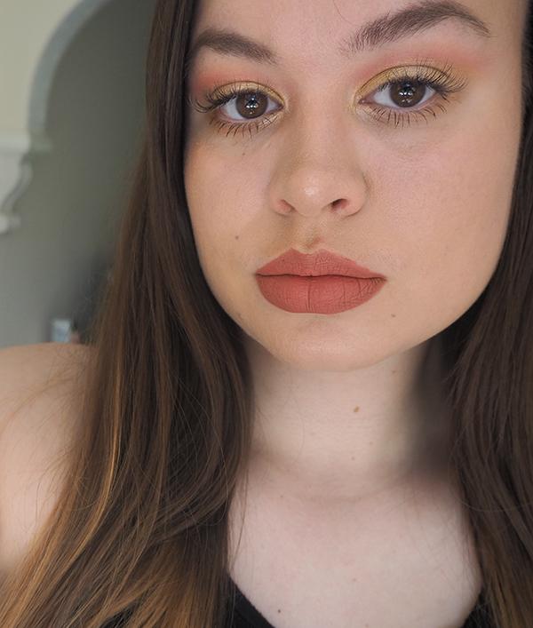 Ambient Lighting Palette makeup look image