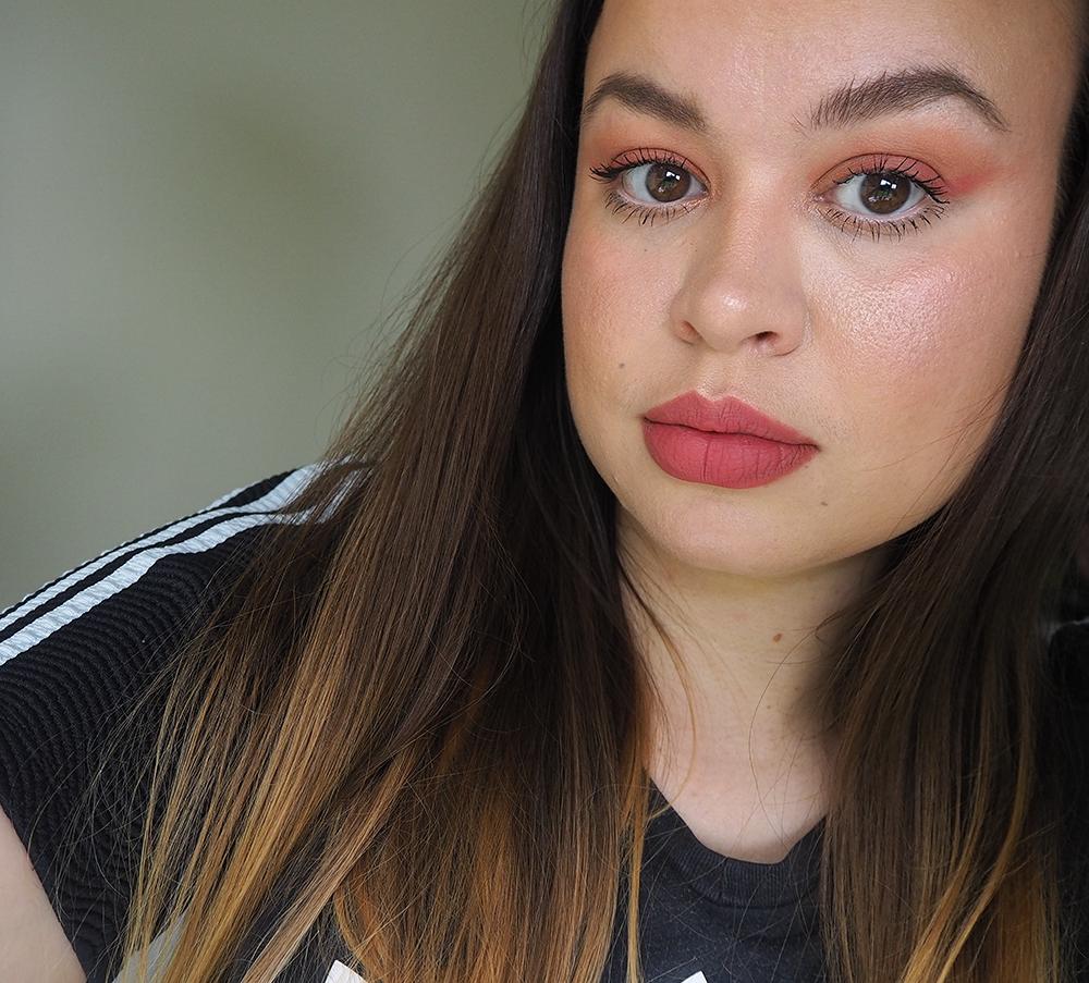 Makeup look using the NARS Soft Matte Complete Concealer image