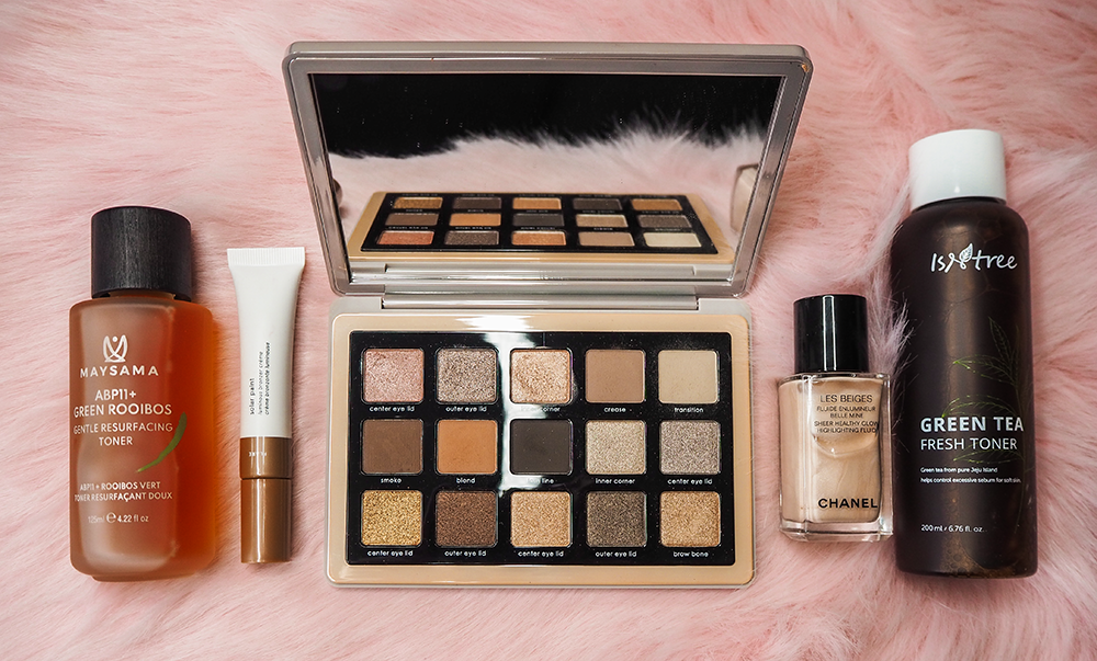 August beauty faves 2021 image