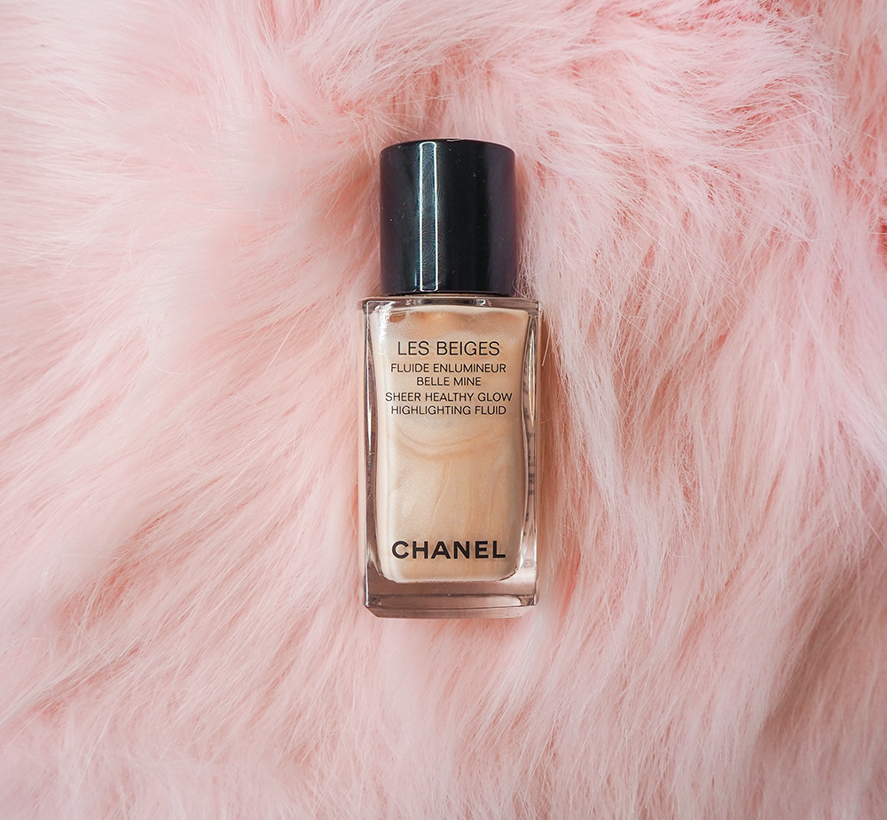Chanel Les Beiges Highlighting Fluid in Pearly Glow image