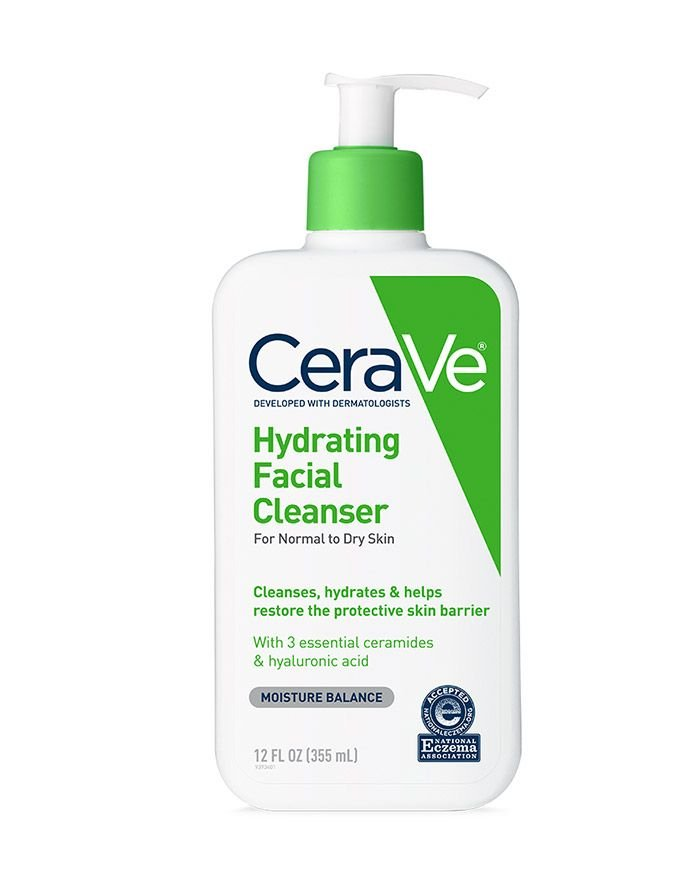 CeraVe Hydrating Cleansing image