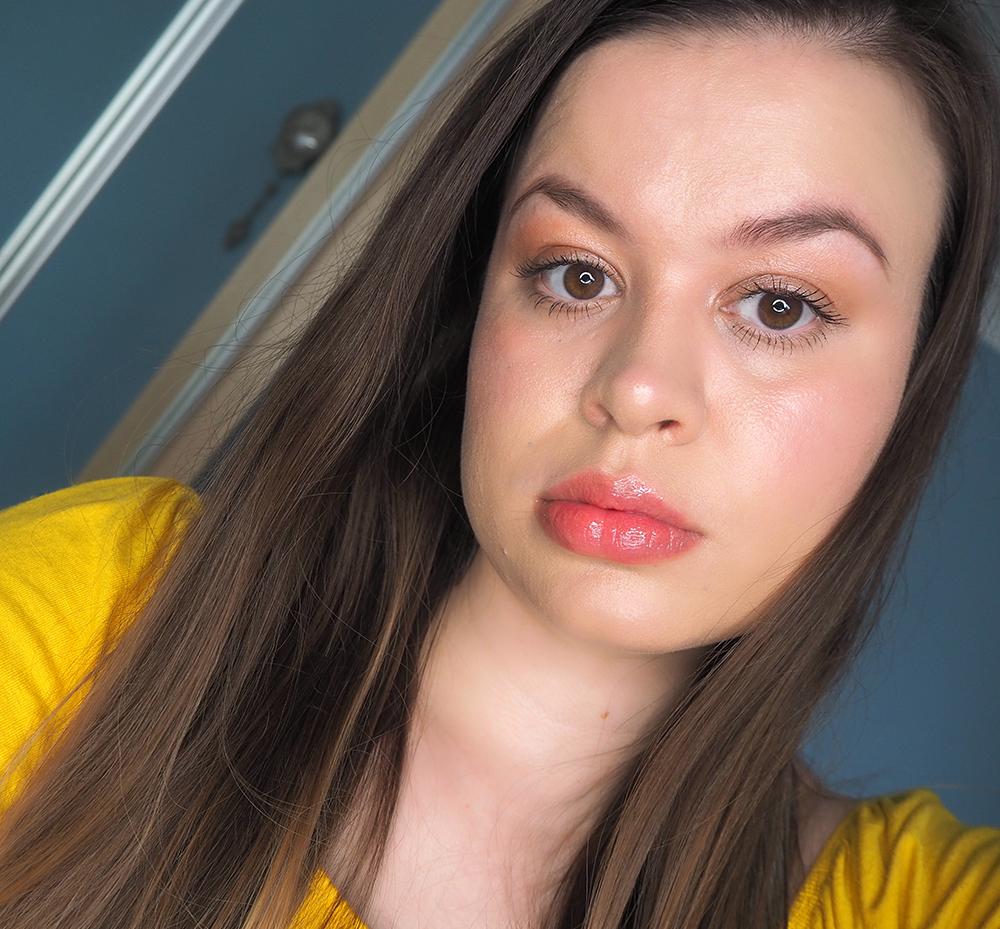 Glass skin makeup tutorial image