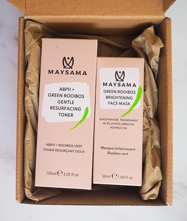 Maysama skincare image