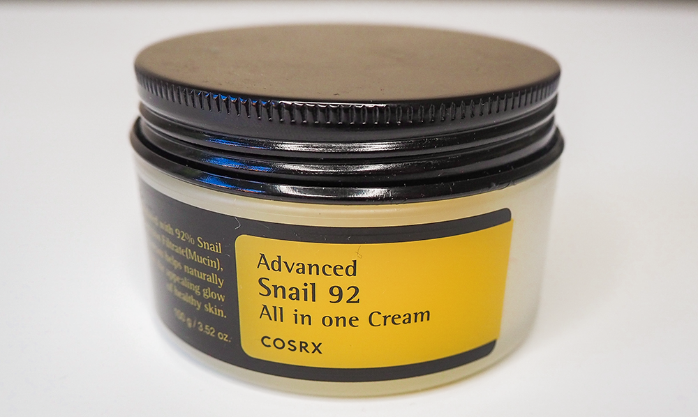 COSRX Advanced Snail 92 All In One Cream image