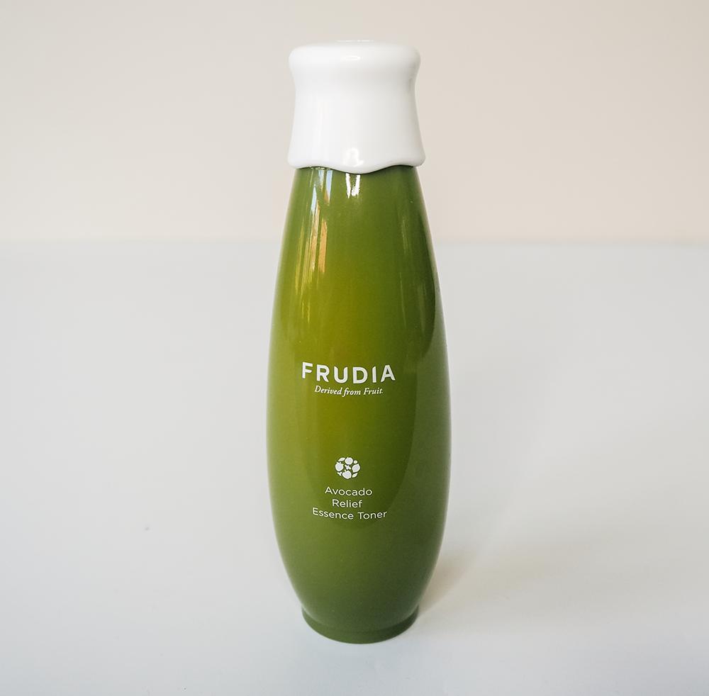 4. FRUDIA Avocado Relief Essence Toner image