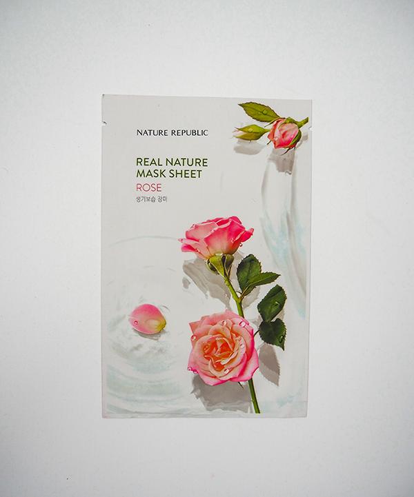 Nature Republic Real Nature Sheet Mask image