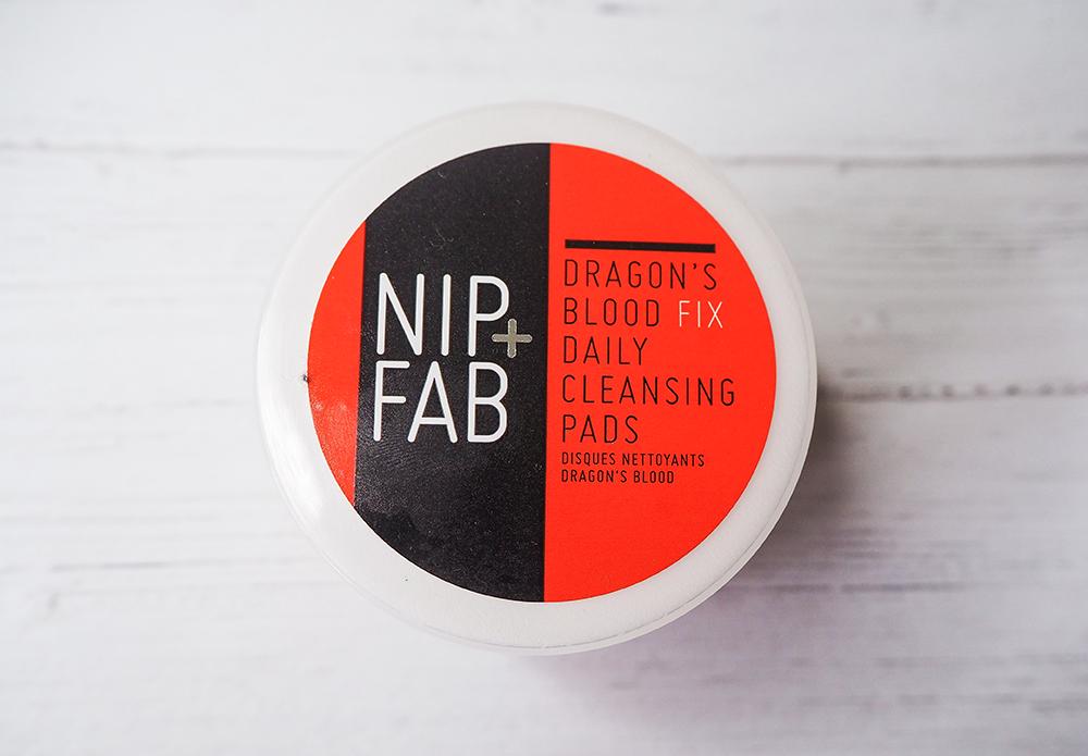 Nip + Fab Dragon's Blood Fix Cleansing Pads image
