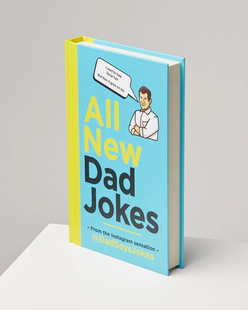 All New Dad Jokes image