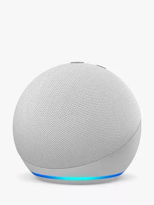 Amazon Echo Dot Smart Speaker with Alexa Voice Recognition & Control, image
